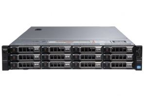 DELL PowerEdge R720xd Rack Server  Dual E5-2660  144GB RAM SSD + 6 x 10TB  SAS VMware Hypervisor 6.7